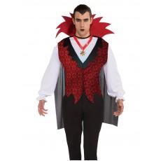 Vampire Halloween Deluxe Tween Costume