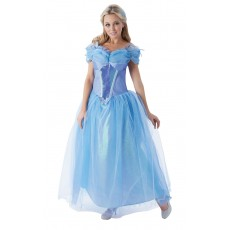 Cinderella Live Action Deluxe Adult Costume