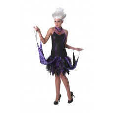 Ursula The Little Mermaid Deluxe Adult Costume