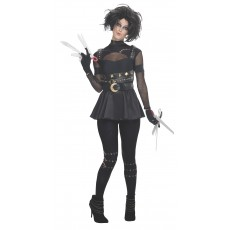 Edward Scissorhands Female Adult Costume
