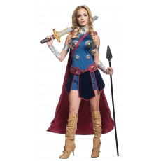 Valkyrie Thor Secret Wishes Adult Costume