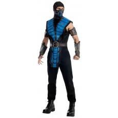 Subzero Mortal Kombat Male Adult Costume