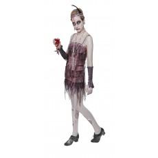 Lady Gravestone Deluxe Adult Costume Halloween