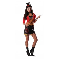 Mauled Ringmistress Adult Costume Circus