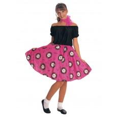1950's Poodle Dress Adult Costume