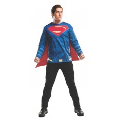 Superman Dawn Of Justice Costume Adult Top
