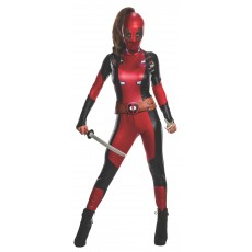 Deadpool Secret Wishes Adult Costume