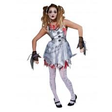 Deathly Doll Halloween Adult Costume