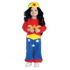 Wonder Woman Baby Child Costume
