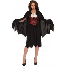Lady Vampire Halloween Adult Costume