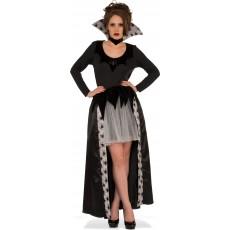 Spider Queen Vampiress Halloween Adult Costume