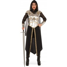 Medieval Warrior Medieval & Knights Women's Adult Costume