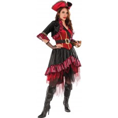 Lady Buccaneer Pirate Adult Costume