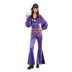 1970's Babe Hippie Adult Costume