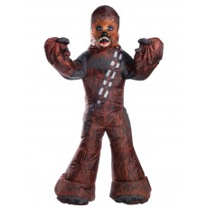 Chewbacca Star Wars Inflatable Adult Costume