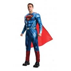Superman Deluxe Justice League Adult Costume