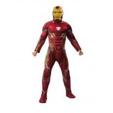 Iron Man Deluxe Men's Adult Costume
