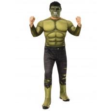 Hulk Deluxe Men's Adult Costume