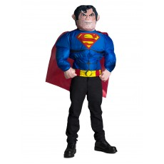 Superman Inflatable Costume Adult Top