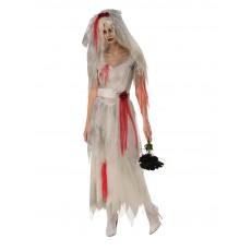 Ghost Bride Halloween Adult Costume