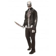 Skeleton Halloween Man Adult Costume