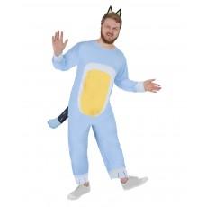 Bandit Bluey Adult Costume