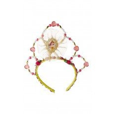 Belle The Beauty & The Beast Beaded Child Tiara - Accessory