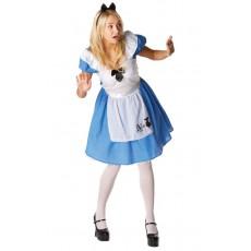 Alice In Wonderland Classic Adult Costume