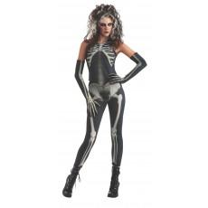 Skelee Girl Adult Costume Halloween