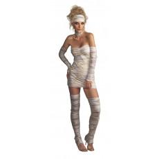 Mummy Halloween Classic Adult Costume