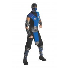 Subzero Mortal Kombat Adult Costume