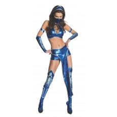 Kitana Mortal Kombat Deluxe Adult Costume