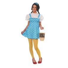 Dorothy Wizard of Oz Young Adult Adult Costume