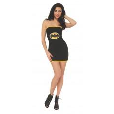 Batgirl Tube Adult Dress