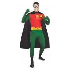 Robin DC Comics 2nd Skin Adult Suit