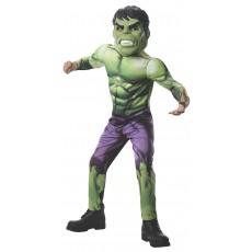 Hulk Deluxe Boy's Child Costume