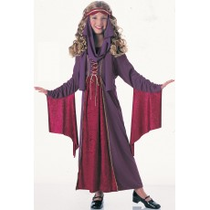 Gothic Princess Medieval & Knights Child Costume