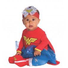 Wonder Woman Baby Onesie