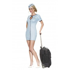 Pilot Careers First Class Deluxe Adult Costume