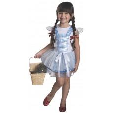 Dorothy Wizard of Oz Tutu Child Costume