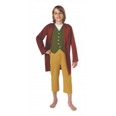 Bilbo Baggins Lord of the Rings Deluxe Child Costume