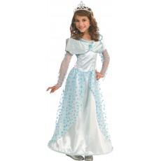 Blue Star Princess Child Costume