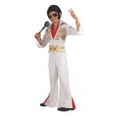 Elvis Celebrities Deluxe Boy Child Costume