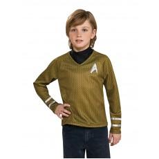 Star Trek Gold Boy Child Shirt