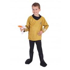 Captain Kirk Star Trek Child Costume
