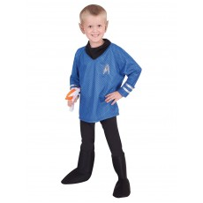 Dr Spock Star Trek Child Costume