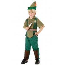 Peter Pan Disney Deluxe Child Costume