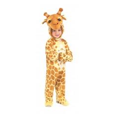 Giraffe Animals Child Costume