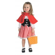 Little Red Riding Hood Fairytale Child Costume