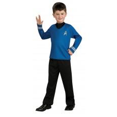 Star Trek Blue Child Shirt